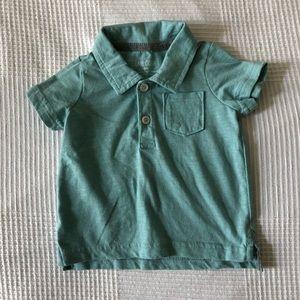 3/$15 - Okie dokie baby polo shirt